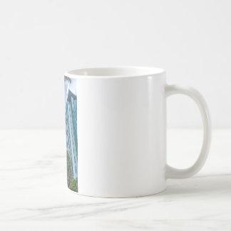 charlotte north carolina downtown city skyline coffee mug