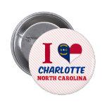 Charlotte, North Carolina Pins