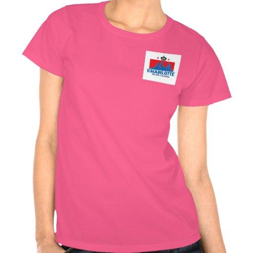 Charlotte North Carolina Tshirt