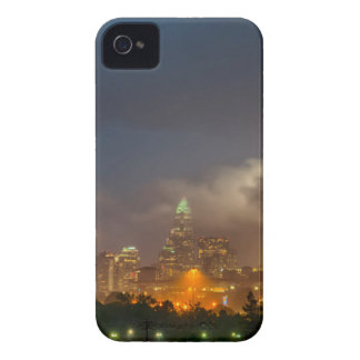 charlotte north carollina city skyline Case-Mate iPhone 4 case