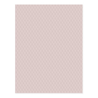Charlotte Pink-Baby Princess Pink-Diamond Quilted Postcard