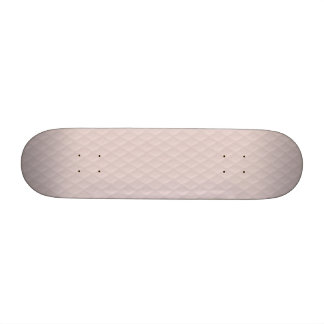 Charlotte Pink-Baby Princess Pink-Diamond Quilted Skate Board