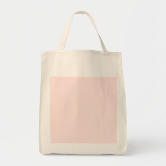 Charlotte Pink-Baby Princess Pink in Summer Gazebo Grocery Tote Bag