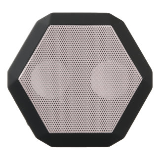 Charlotte Pink-Baby Princess Pink-Square Quilted Black Bluetooth Speaker