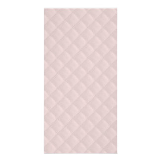 Charlotte Pink-Baby Princess Pink-Square Quilted Card