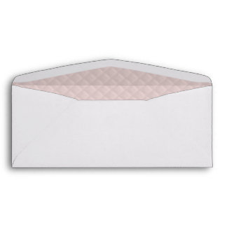 Charlotte Pink-Baby Princess Pink-Square Quilted Envelope