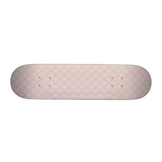 Charlotte Pink-Baby Princess Pink-Square Quilted Skate Board