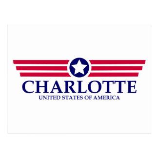 Charlotte Pride Postcard