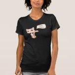 Charlotte que el gatito habla camiseta