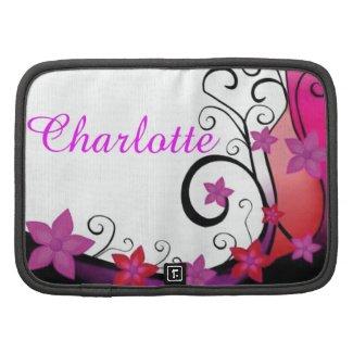 Charlotte Rickshaw Folio