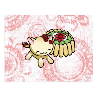 Charlotte Russe Kitty Postcard