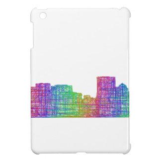 Charlotte skyline case for the iPad mini