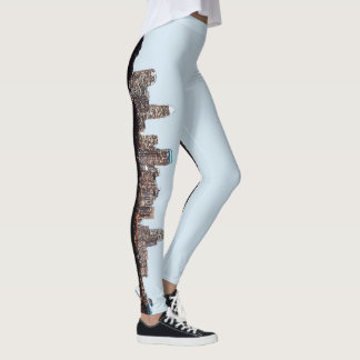 Charlotte Skyline Leggings