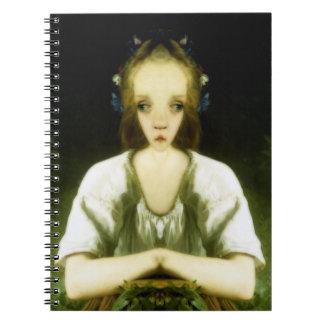 Charlotte Spiral Notebook