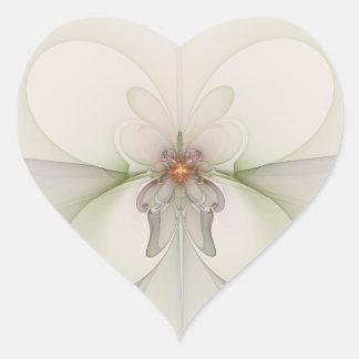 Charlotte Heart Sticker