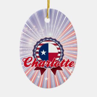Charlotte TX Ornaments