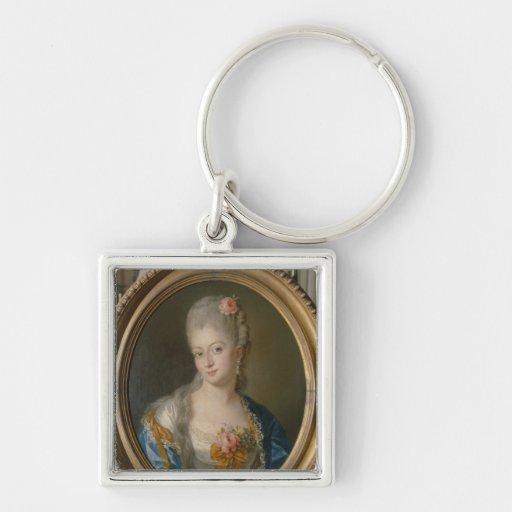 Charlotte von Bismarck Keychains
