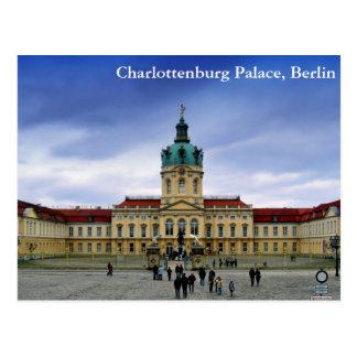 Charlottenburg Palace, Berlin Postcard