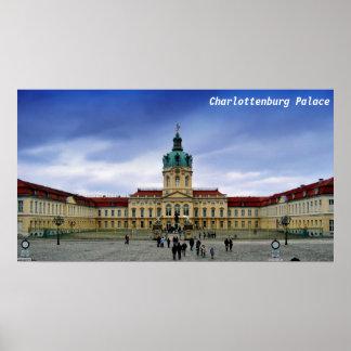 Charlottenburg Palace, Berlin Poster