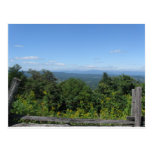 Charlottesville Landscape Postcard
