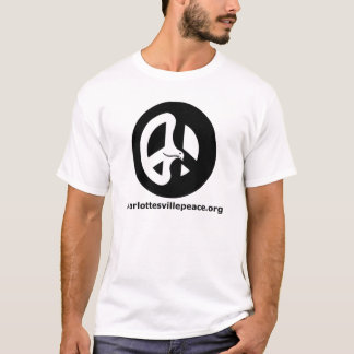 Charlottesville Peace Shirt