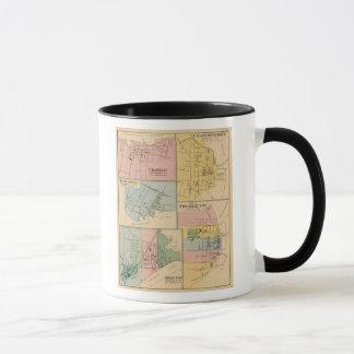 Charlottetown, Fredericton, Moncton Mug
