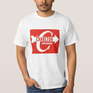 Charlton Arrow logo T-Shirt