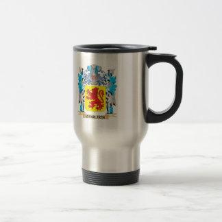 Charlton Coat of Arms - Family Crest 15 Oz Stainless Steel Travel Mug