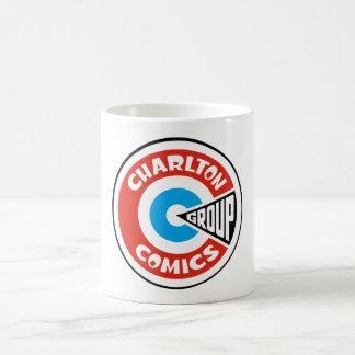 Charlton Comics Group Bullseye Coffee Mug
