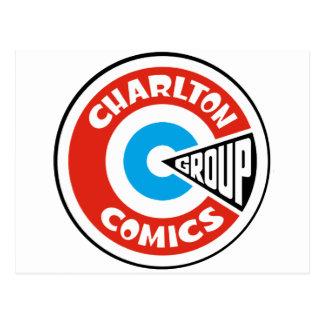 Charlton Comics Group Bullseye Postcard