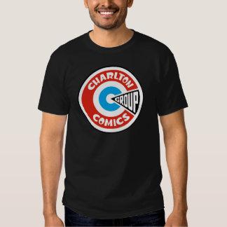 Charlton Comics Group Bullseye Shirt
