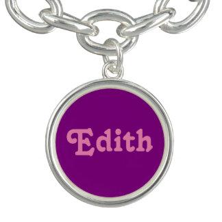Charm Bracelet Edith