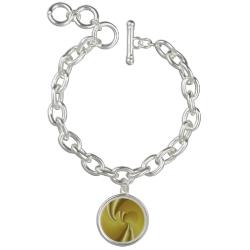 Charm Bracelet Template Love is Golden