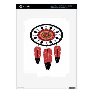 Charm of Protection iPad 3 Decals
