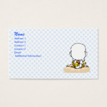Charmaigne Chicken Business Card