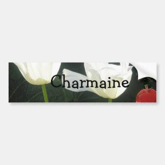 Charmaine Car Bumper Sticker