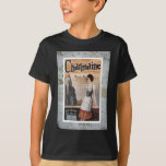 Charmaine Vintage Sheet Piano Music T-Shirt