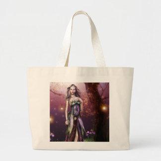 Charmed Jumbo Tote Bag