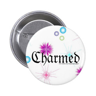 Charmed Pinback Button
