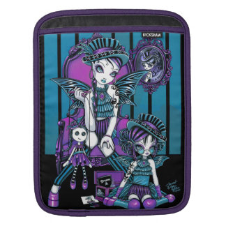 Charmed Gothic Couture Magical Fairy IPad Sleeve