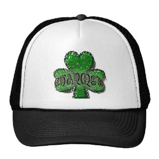 charmed trucker hat