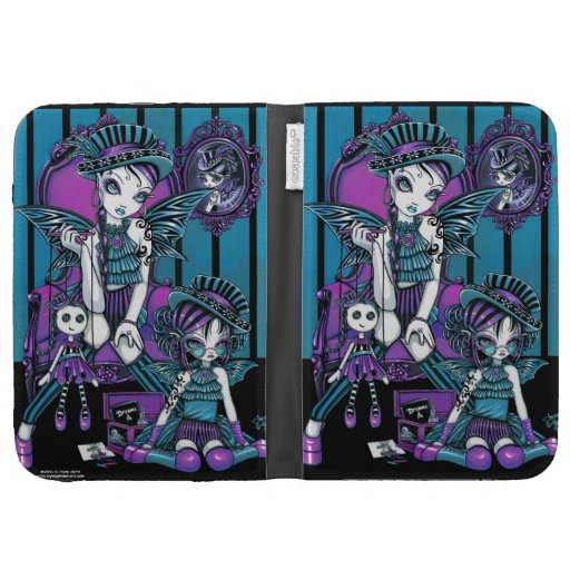 Charmed Magical Couture Sister Fairy Kindle Case
