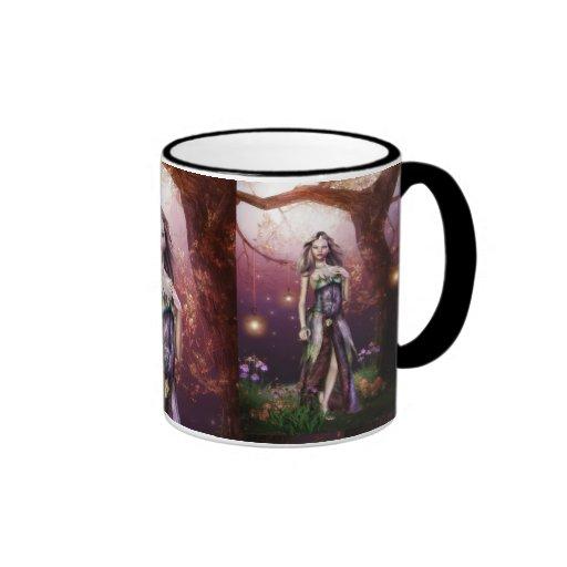 Charmed Ringer Mug