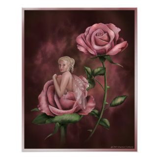 Charmed Rose Poster