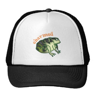 charmed toad trucker hats