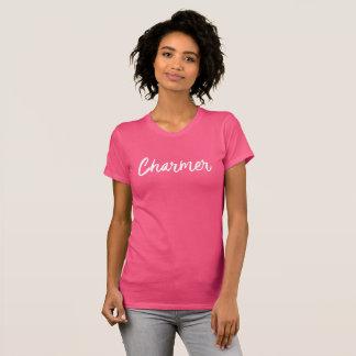 Charmer. Sassy tee shirt.