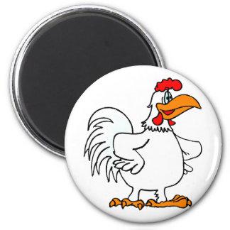Charmichael Chicken Magnet