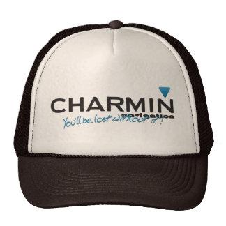 CHARMIN' navigation (REVERSE ARROW) edition Trucker Hat