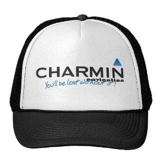CHARMIN' navigation (w/slogan) Trucker Hat