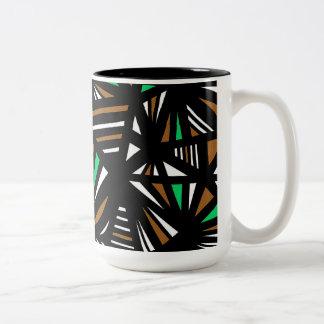 Charming Accomplish Pioneering Intuitive Two-Tone Coffee Mug